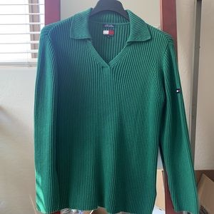 Vintage Tommy Hilfiger Sweater size Small mens